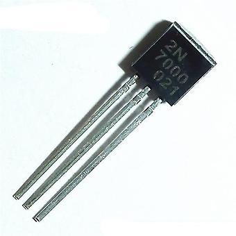 2n7000 to-92 N-قناة موزيت ترانزستور