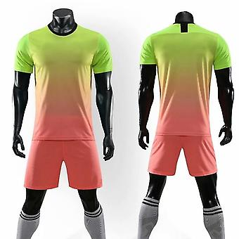 Blank Adult/kids Soccer-jersey Training Kit