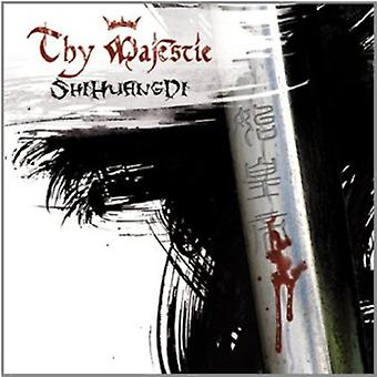 Thy Majestie - Shihuangdi [CD] USA import