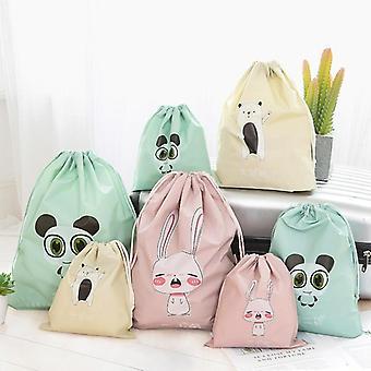 Fashion Portable Drawstring Bags