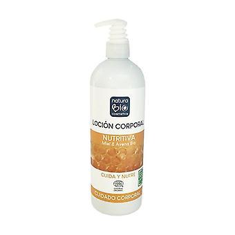 Honey & Oatmeal Body Lotion Bio 740 ml