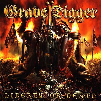 Grave Digger - Liberty Or Death [Vinyl] USA import