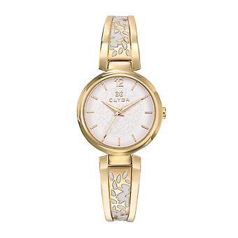 Women's watch CLYDA L-apos;INTREPIDE CLA0744PAIW