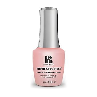 Red Carpet Manicure Fortify & Protect Gel Polish - No Damsels Here