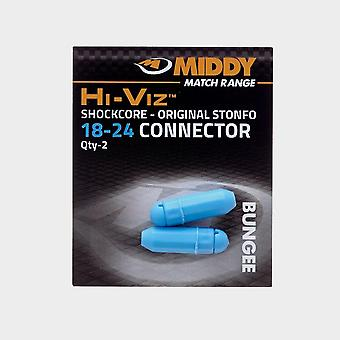 New Middy 18-24 Blue Bungee Connector