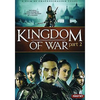 Kingdom of War Pt. 2 [DVD] USA import