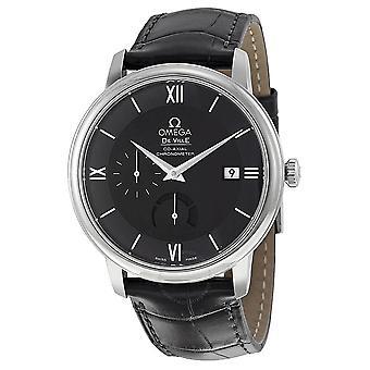 Omega DeVille Prestige Automatic Men's Watch 424.13.40.21.01.001