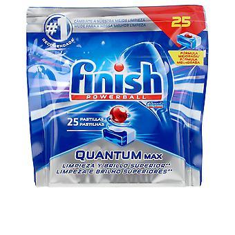 Finish Finish Powerball Quantum Lavavajillas 25 Pastillas Unisex