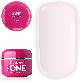 Base One - Builder - Pink - 30 gram - Silcare