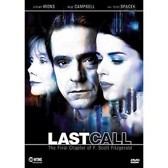 Last Call [DVD] USA import