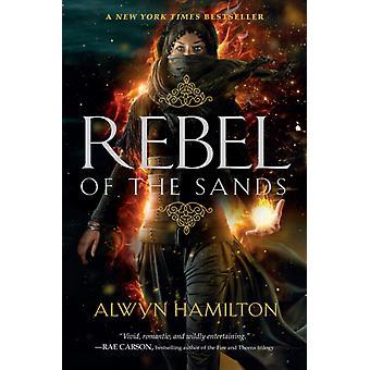 Rebel på Sands av Alwyn Hamilton