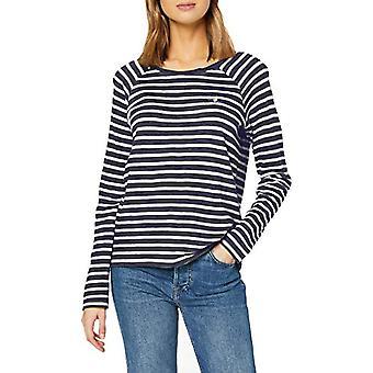 Tom Tailor Ringel T-Shirt, 21341, XS Femme