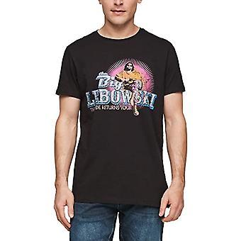 Q/S designed by - s.Oliver 2063263 T-Shirt, 99d1, X-Large Men