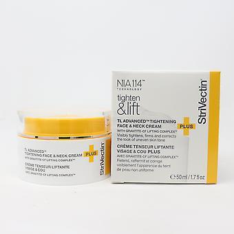 Strivectin Tighten & Lift Face & Neck Cream  1.7oz/50ml New With Box