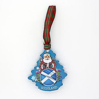 Lang Syne Publishers Ltd Scotland Hanging Christmas Decoration