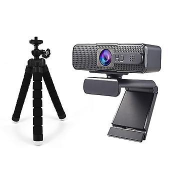 Ashu H701 Full Hd Webcam 1080p Autofocus Web Camera