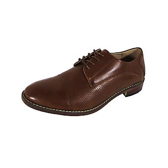Madden By Steve Madden Mens M-Digger Cap Toe Oxford Shoes