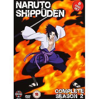 Naruto Shippuden Series 2 DVD