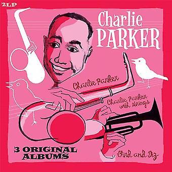 Charlie Parker - 3 Original album Vinyl