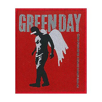 Green Day - Wings Standard Patch