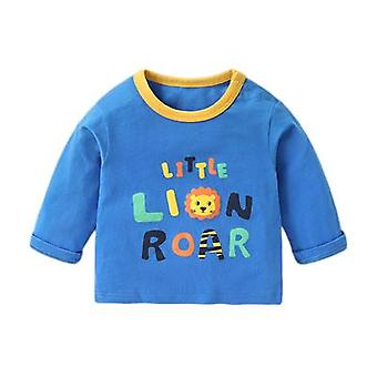 Baby Clothes Long-sleeved T-shirt Autumn Bottoming Shirt