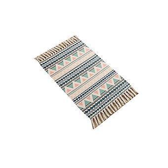 Retro etnische Tassel Gebied Tapijten voor slaapkamer woonkamer vloermatten