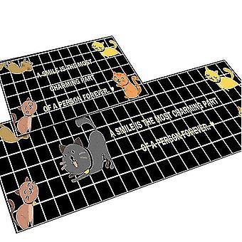 Симпатичная Коврики для пола Спальня Гостиная Ковровая игра Одеяло Дети Альпинистские коврики (60 * 90 см)