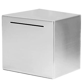 Safe Piggy Bank Made Of Stainless Steel,Safe Box Money