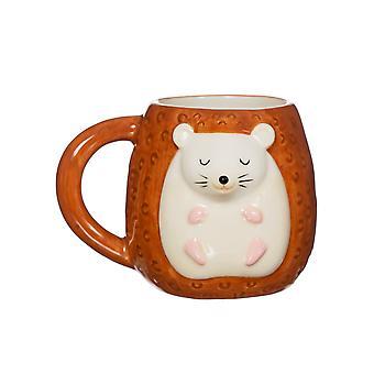 Sass & Belle Hettie Hedgehog Mug