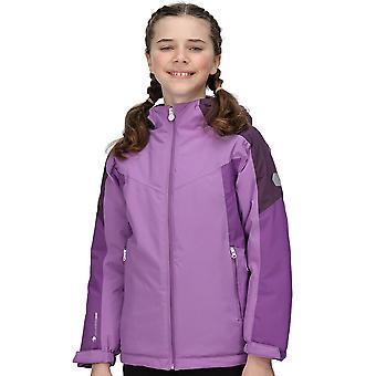 Regatta Girls Highton Ii Gewatteerde waterdichte ademende jas