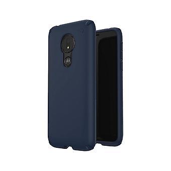 Speck Presidio Lite Slim Case for Moto G7 - Eclipse Blue/Carbon Black
