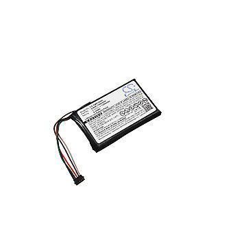 GPS Navigation Battery for Garmin DI44EJ18B60HK 010-01161-00 Edge 1000 1200mAh