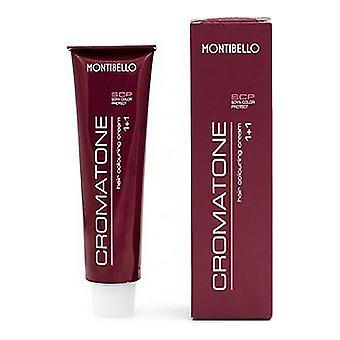 Permanent färg Cromatone Kakao Samling Montibello Nº 7,63 (60 ml)