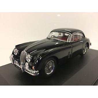 Jaguar XK150 Black 1:43 Scale Oxford JAGXK150001