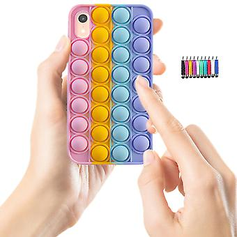 Iphone Xr - Shell / Schutz / Pop It Fidget