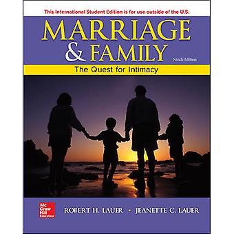 ISE Marriage and Family The Quest for Intimacy ISE HED BB SOCIOLOGY