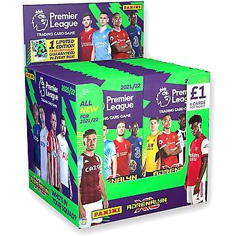 Panini Premier League 2021-22 Adrenalyn XL (70 Packungen)