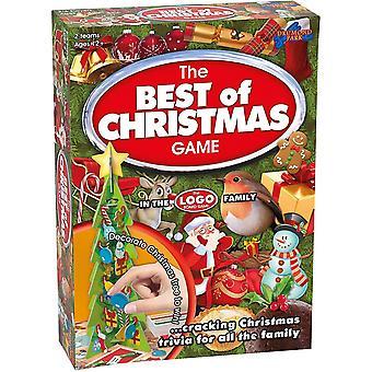 Das Beste von Weihnachten Familie Trivia Brettspiel