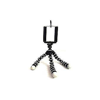 Octopus Trépied Stand Avec Clip Portable Flexible Gorillapod Pour Téléphone Mobile Smartphone Dslr Caméra Table Bureau Mini Trépied