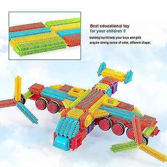 Venalisa 150pcs 3d Building Blocks - Jeux de construction pour l'éducation