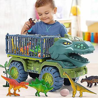 Dinozaur pentru copii jucărie auto camioane mari de inginerie camioane de constructii vehicule de jucărie cadou