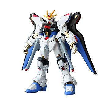 Strike Freedom Gundam 13cm Montážna akcia Figureals Model Robot Mobile Suit Detské hračky