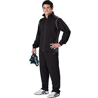 Cliff Keen alle Amerikaanse worstelen warming-up pak - zwart/grijs