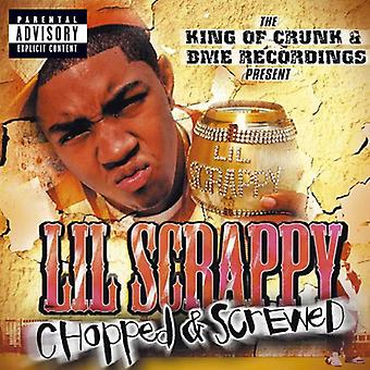 Lil Scrappy & Trillville - King of Crunk & Bme Recordings-Chopped & Screwed [CD] USA import