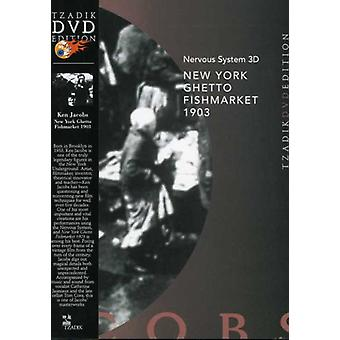 Importer des USA New York Ghetto Fishmarket 1903 [DVD]
