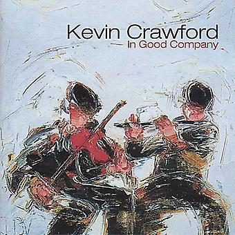 Kevin Crawford - In Good Company [CD] USA import