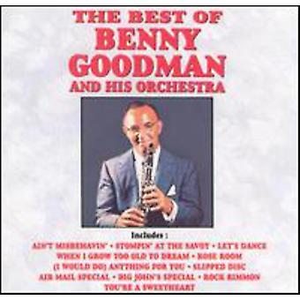 Benny Goodman - importation USA meilleur de Benny Goodman [CD]