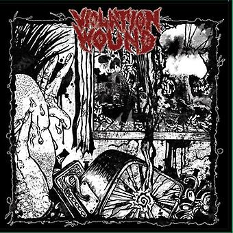 Violation Wound - Violation Wound [CD] USA import