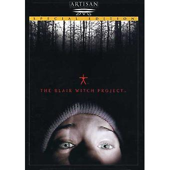 Blair Witch Project [DVD] USA import
