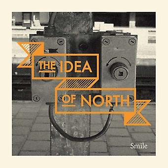 Idea of North - Smile [CD] USA import